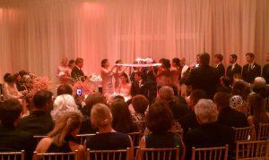 This Persian wedding was fascinating at