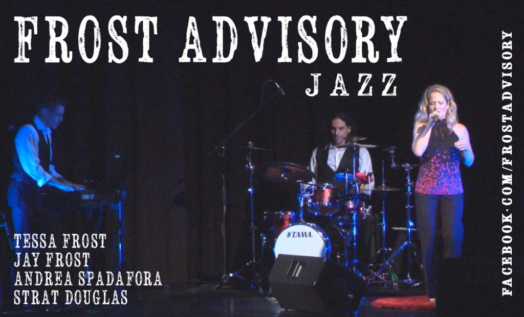DC Jazz Trio Frost Advisory