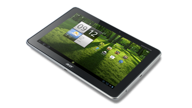 I purchased an Acer Iconia A200
