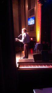 Mark Matusof playing Rock Mandolin