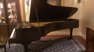 Steinway at Capitol Hill Club
